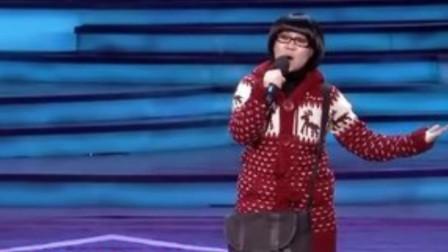 小沈阳携媳妇共同演唱这首《爱是你我》,媳妇精湛唱功,惊艳全场