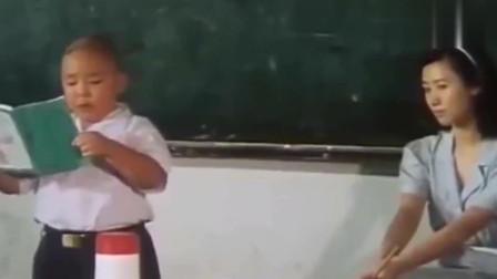 狗蛋大兵:郝劭文造句功力太牛了,老师:不打你,看你是皮痒了