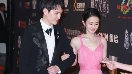 冯绍峰谈妻儿一脸幸福样,不小心透露出儿子的样子,并宣布赵丽颖即将复出