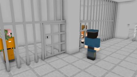 我的世界动画-怪物学院-文字故事游戏挑战-02-Bitz Minecraft Animation