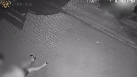 女子深夜遭男子暴打50秒_又被扒衣拖行_网警介入调查征线索
