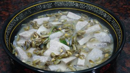 薄壳煮芋头,潮汕特色家常菜,口感鲜甜香浓,我能当饭吃