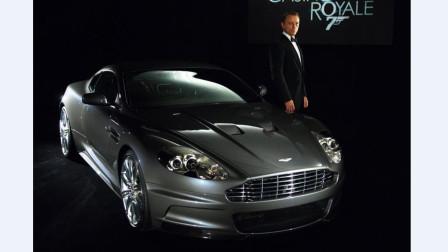 007-邦德-指定座驾【阿斯顿·马丁】DBS-专为驾驶的终极体验而设计!太爆裂!
