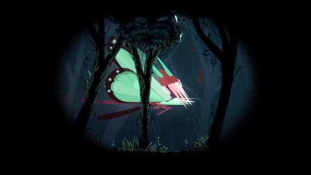 动画短片:这是一部播放量高形式感又强的脑洞创意--惊艳才能形容