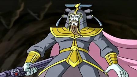 神兵小将:神兵天诛的威力强到这种程度,玄天邪帝都不敢小视