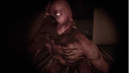 这怪物是吃了大力吗?恐怖游戏《RiverSide》实况淡定解说