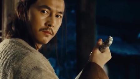 剑雨:美女刺客弃剑而逃,男子为了妻子放弃追击!