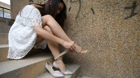 鞋子磨脚不用退,鞋店老板教几招,鞋子不再磨脚,怎么穿都舒服