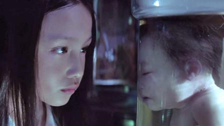 台湾恐怖惊悚电影《双瞳》,十大恐怖片排第一名,被好几段被吓到!