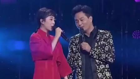 云飞老婆又漂亮了,2019同台大秀恩爱,合唱一首情歌更是惊艳!