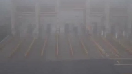 为生命护航!移植器官被困浓雾,开路全程护送与时间赛跑 #实励派  #谁是王牌