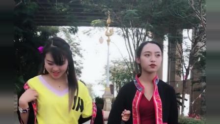 云贵山歌:男女歌手对唱云南山歌,还是山歌有意思,太好听了