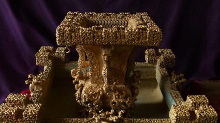 湖北炸出2000多年的古墓,出土一复杂文物,专家:现在也无法复制