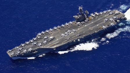 """效仿俄式航空母舰?美海军拟造未来""""载机巡洋舰"""""""