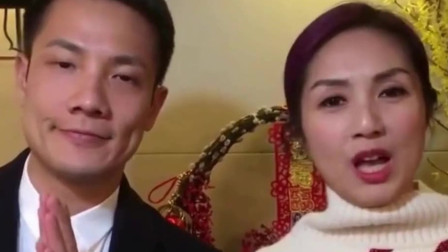 网传杨千嬅与老公离婚 丁子高发二人亲密合影辟谣
