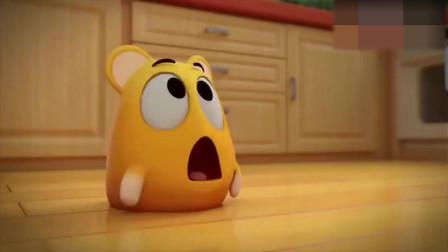 搞笑动画:汤姆猫的超级冰沙搅拌机,制作美味冰沙,太好笑了