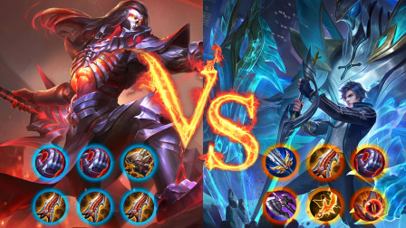 王者单挑赛:曹操vs铠,曹操:同样的8秒,不一样的伤害!