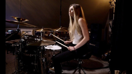 Brooke C - TOOL - The Grudge - Drum Cover