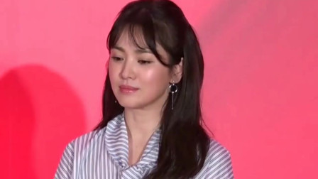 宋慧乔方回应与宋仲基离婚:因性格差异不得已做出决定