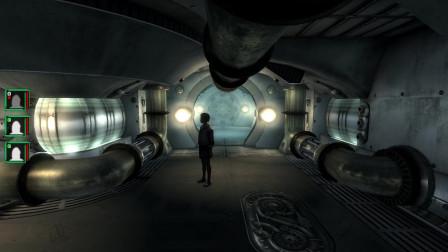 【东方小城CC】辐射3娱乐解说 第一百零六期 救出莎莉NPC 找回主角的装备 保存存档