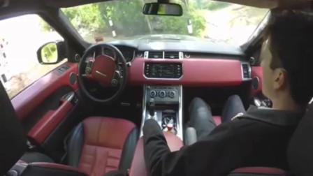 遥控汽车玩具见过,真实遥控路虎汽车见过么?