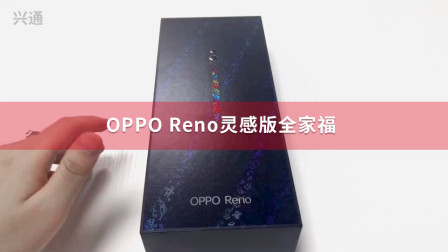 OPPO Reno灵感版全家福