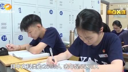 重磅!2019湖南高考放榜:600分以上考生10131人