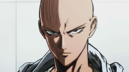 一拳超人:黑精在漫画中是最强干部,重置版之后反差很大