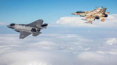 美国铁杆盟友动手,大批战机携实弹升空,伊朗面临巨大危机