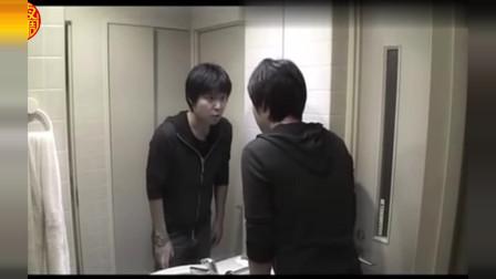 """每晚午夜12点面对镜子说""""你是谁?""""最终出现诡异的事情!"""