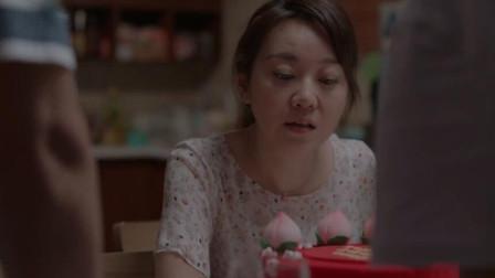 少年派:张嘉译送闫妮生日蛋糕,祝福语写不要长寿,原因出人意料