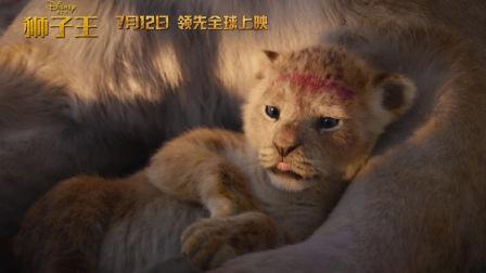 《狮子王》新时代的永恒经典,7.12全球超前上映!