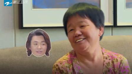 王宝强曾是妈妈的骄傲,谈起儿子妈妈一脸的幸福!