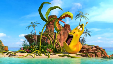 爆笑虫子:爆笑虫子:玉米怪兽VS小黄 超长合集