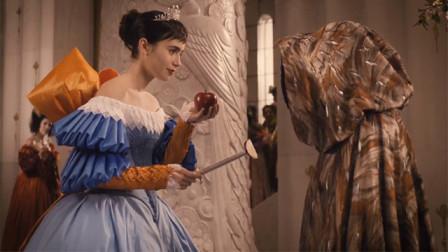 皇后骗白雪公主吃毒苹果,公主却礼貌的请她吃回一块,好机智