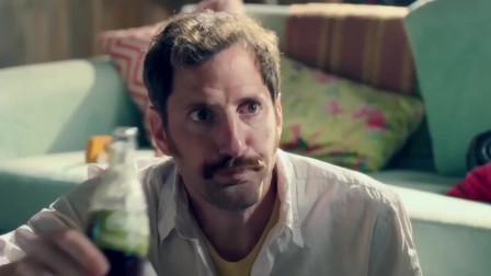 创意广告:可口可乐搞笑生活创意广告,很羡慕!