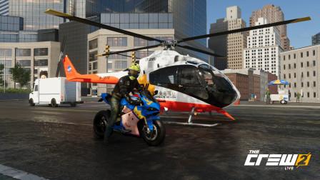 飙酷车神2:公路霸主杜卡迪居然能跑的过飞机!