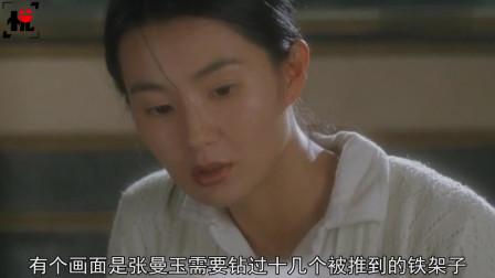 当初香港演员有多拼?张曼玉拒用替身而受重伤,而现在的演员呢?