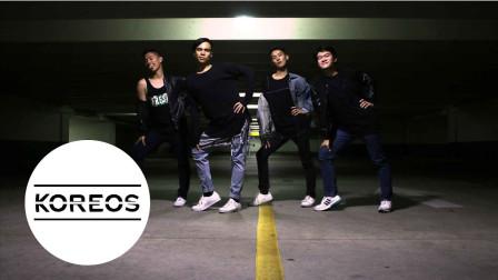 BLACKPINK - 玩火 舞蹈重现【Koreos】【男生版】