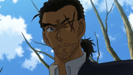 《名侦探柯南》他作为黑衣组织成员,能力达到s级,仅次幕后老大