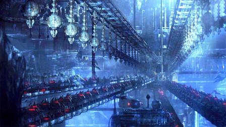 人类登上陌生星球,发现无数休眠的机器人,猪队友还唤醒了它们!