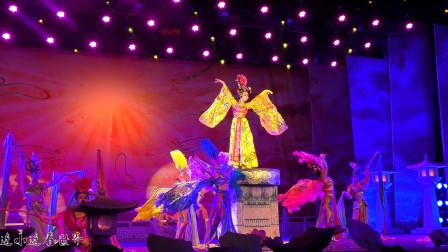西安大唐芙蓉园精彩演出《梦回大唐》,美轮美奂,值得一看!