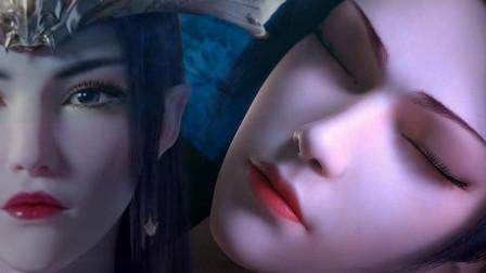 斗破苍穹:同是邂逅俩美女,云韵仅初吻被夺,没有美杜莎好运气!