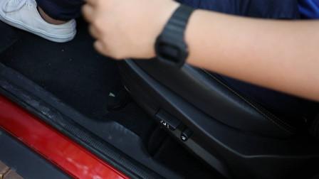 哪吒N01配备主驾驶位电动调节