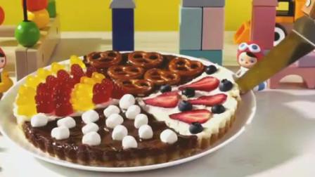 糖果饼干披萨, 让你早餐从此不在重样, 你值得拥有!