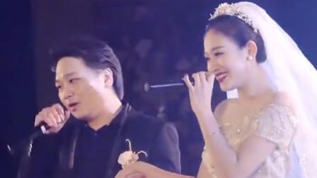 4首婚礼上频繁出现的歌,没点才艺不敢结婚,唱《凉凉》可还行?
