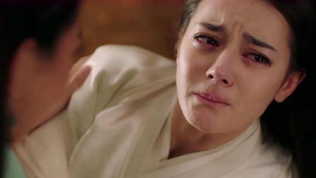 敏夫人害丽姬流产,丽儿一怒之下拔剑报仇,太帅气了!