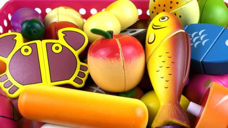 星原小宝和巨神战击队玩水果切切看