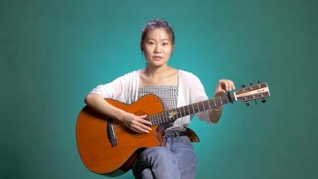 《那个女孩》吉他弹唱教学自学教程C调入门版 高音教 猴哥吉他教学