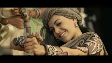 就是因为这部电影,见了卡嘉的美,才让我入了印度电影的坑